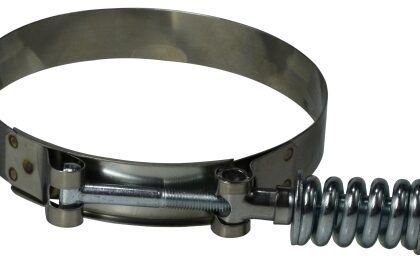 Spring Loaded T Bolt Clamps-844250